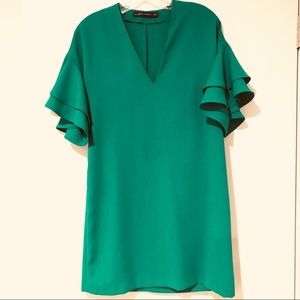 EUC Zara Shift Dress